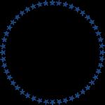 圆环圆圈环形圆框框