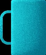 杯子装饰装饰元素容器青