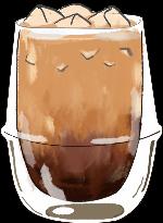 咖啡咖啡杯摩卡卡布奇诺拿铁