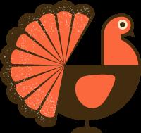 turkeyfoodthanksgiving感恩节节日