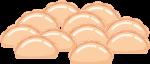 饺子水饺食物美食装饰