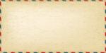 信封牛皮纸黄色背景位图