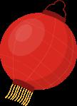 灯笼红灯笼装饰装饰元素中国风