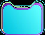 天猫头天猫图标标志标识