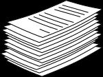 文件纸张办公职场装饰