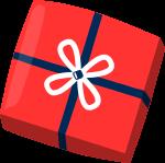 礼品包装礼物礼盒礼品盒子