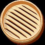 蒸笼竹笼笼屉蒸格厨具