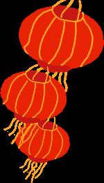 灯笼红灯笼喜庆中国风古风