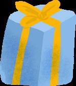 礼盒盒子包装丝带蝴蝶结