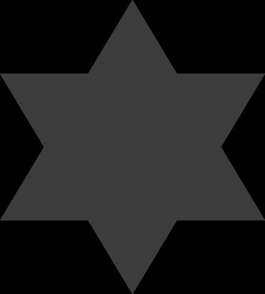 六角形几何六角星星星基本