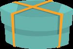 礼盒盒子包装礼物手绘