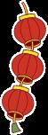 灯笼红灯笼喜庆节日过节