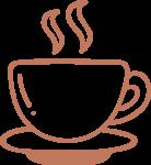 咖啡杯茶杯饮料热饮装饰