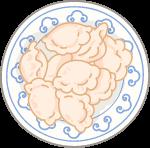 饺子食物食品美食餐饮