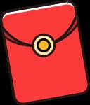 红包红色喜庆开业可爱