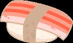 食物寿司日料红色美食