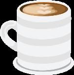 杯子咖啡饮品咖啡杯饮料