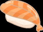 食物寿司日料虾海鲜