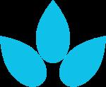 莲花logo瑜伽logo图标装饰装饰元素