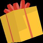 礼盒盒子包装蝴蝶结礼物