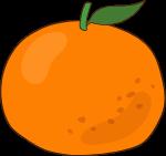 桔子橘子水果生鲜鲜果