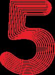 5劳动节红色
