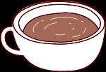 杯子茶饮品饮料手绘