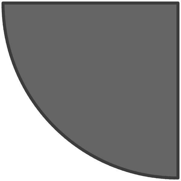 graygeometryshapebasicround