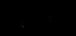 文字谷雨黑色中国风笔刷字体
