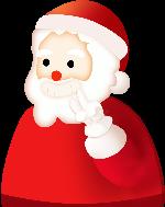 圣诞老人人人物人像老人