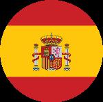 西班牙国旗旗子黄色红色旗