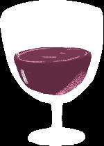 红酒酒杯高脚杯杯子卡通