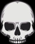 骷髅骷髅头万圣节halloween奇幻
