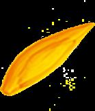 果粒水果饮品饮料橙色