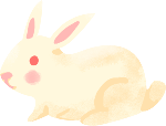 动物兔子装饰装饰元素可爱