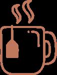 咖啡杯咖啡饮品茶食物