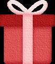 礼物盒礼物礼盒红色礼品