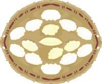 餃子包餃子面食食物食品