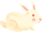 动物兔子小兔子装饰装饰元素