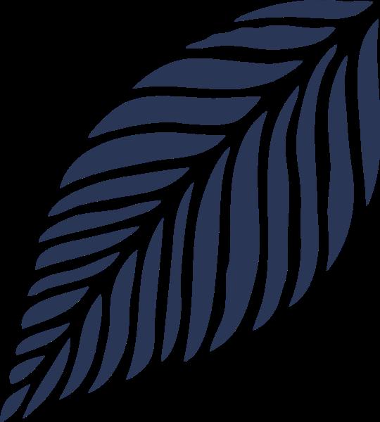 叶子树叶植物装饰装饰元素