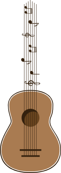 大吉他吉他乐器音乐旋律