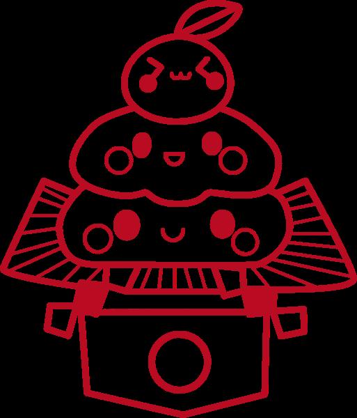 糯米糕糯米团面团饭团求符