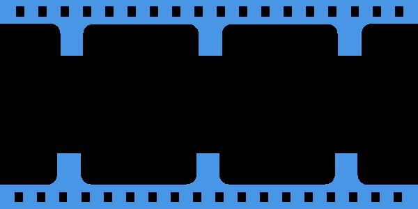胶卷胶片标志标示影院