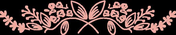花纹花边叶子树枝装饰
