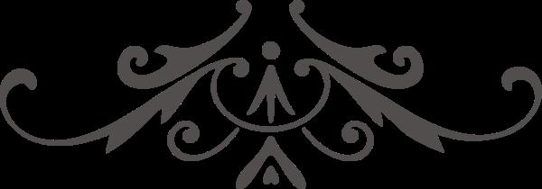 花纹花边装饰装饰元素复古