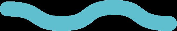 波浪波浪线装饰元素线条