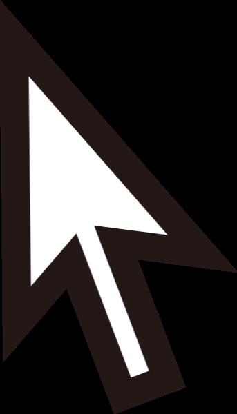 箭头鼠标箭头光标指示指向