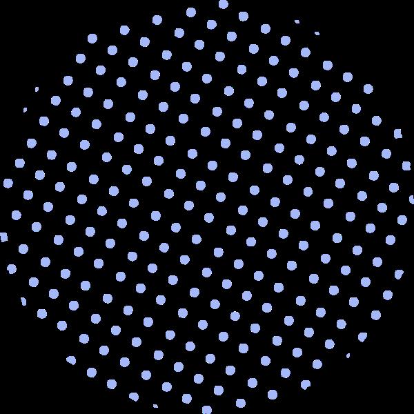 圆形圆圆点装饰元素背景素材