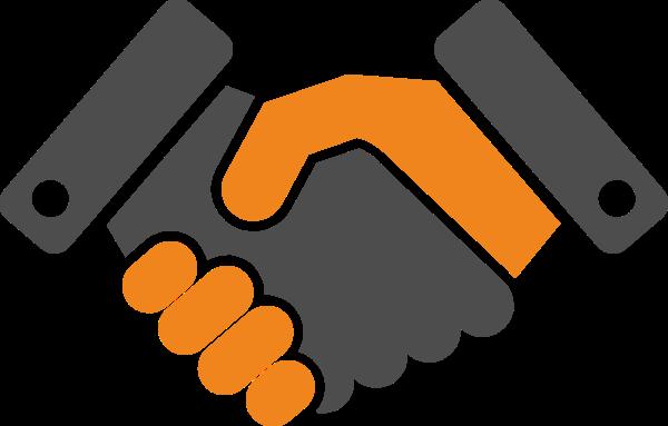 握手合作協議協商會面