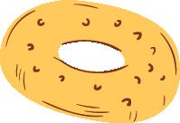 面包食物美食蛋糕西點